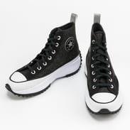 Converse Run Star Hike Hi black / silver / white