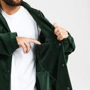 Daily Paper Corduroy Cargo Jacket zelená