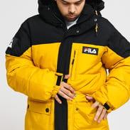 Fila Men Escurcione Puffed Jacket žlutá / černá