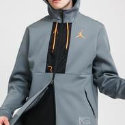 Jordan M J Air Fleece FZ tmavě šedá