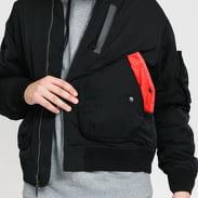 Jordan M J MA - 1 Jacket černá
