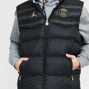 Jordan M J PSG Puffer Vest černá