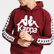 Kappa Banda Hurtado bordeaux