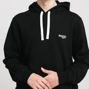 LACOSTE Men's Hooded Fleece Sweatshirt černá
