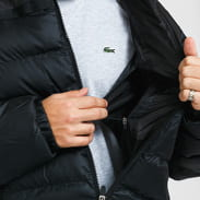 LACOSTE Men's Jacket FZ černá