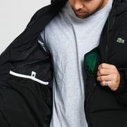 LACOSTE Men's Puffer Jacket černá