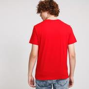 LACOSTE Men's Tee red