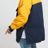 NAPAPIJRI Skidoo Igloo Jacket žlutá / navy / vínová