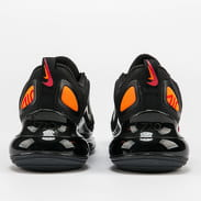 Nike Air Max 720 black / hyper crimson
