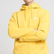 Nike M NSW Club Hoodie FZ BB žlutá