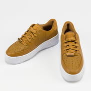 Nike W AF1 Sage Low LX wheat / wheat - metallic gold