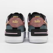 Nike W AF1 Shadow RTL black / mtlc red bronze