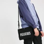 PLEASURES Taikan X Pleasures Sacoche Bag černá
