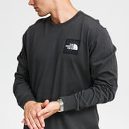 The North Face M Boruda LS Tee tmavě šedé