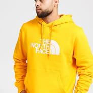 The North Face M Drew Peak Pullover Hoodie žlutá
