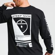 The North Face M LS Steep Tech Tee černé