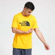 The North Face M S/S Easy Tee žluté
