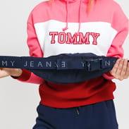 TOMMY JEANS Heritage Bumbag Nylon navy / červená