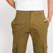 Urban Classics Tapered Cargo Pants olivové