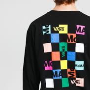 Vans MN Vans X MoMA Longsleeve černé