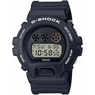 "Casio G-Shock DW 6900PF-1ER ""Places+Faces"""