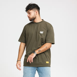 CATERPILLAR Small Logo Tee