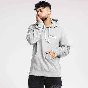 Champion Script Logo Hooded Sweatshirt