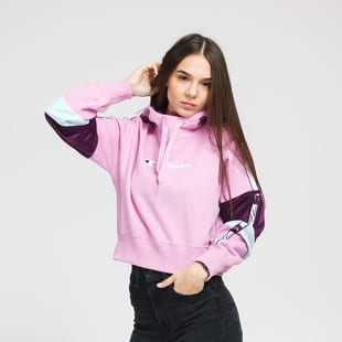 Champion W Hooded Sweatshirt