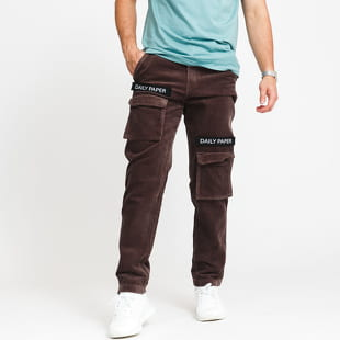 Daily Paper Corduroy Cargo Pants