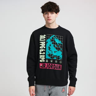Jordan M J Mountainside Fleece Crew