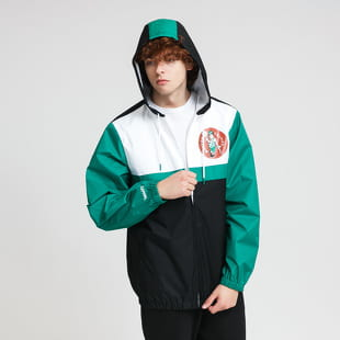 Mitchell & Ness Margin Of Victory Windbreaker Boston Celtics