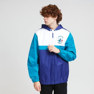Mitchell & Ness Margin Of Victory Windbreaker Carlotte Hornets