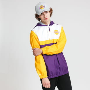 Mitchell & Ness Margin Of Victory Windbreaker LA Lakers