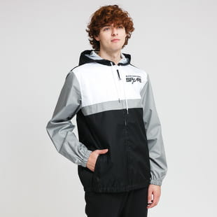 Mitchell & Ness Margin Of Victory Windbreaker San Antonio Spurs