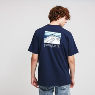 Patagonia M's Line Logo Ridge Pocket Responsibili Tee