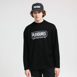 PLEASURES Fresno Knit Long Sleeve