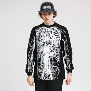 PLEASURES Nervous Long Sleeve Shirt