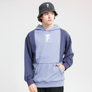 PLEASURES Rapture Color Blocked Hoody