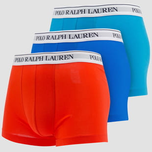 Polo Ralph Lauren 3Pack Stretch Classic Trunks
