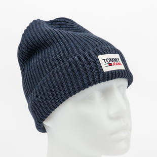 TOMMY JEANS Patch Beanie