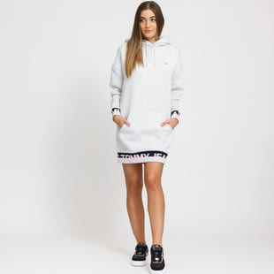 TOMMY JEANS W Branded Hem Sweat Dress