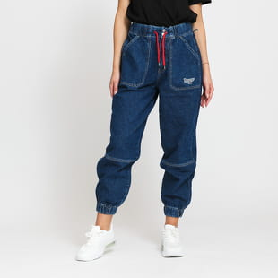TOMMY JEANS W Elasticated Denim Pant