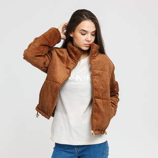 Urban Classics Ladies Corduroy Puffer Jacket