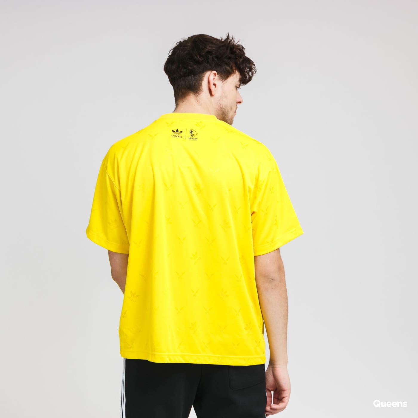adidas Originals Ninja Tee žluté