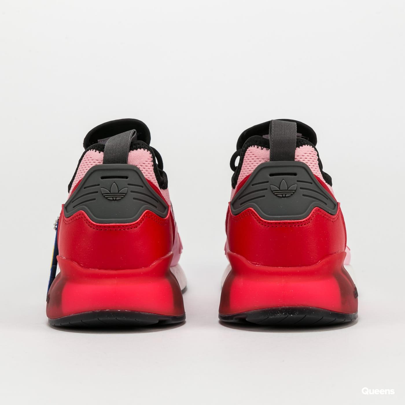 adidas Originals Ninja ZX 2K Boost trupnk / cblack / scarlet