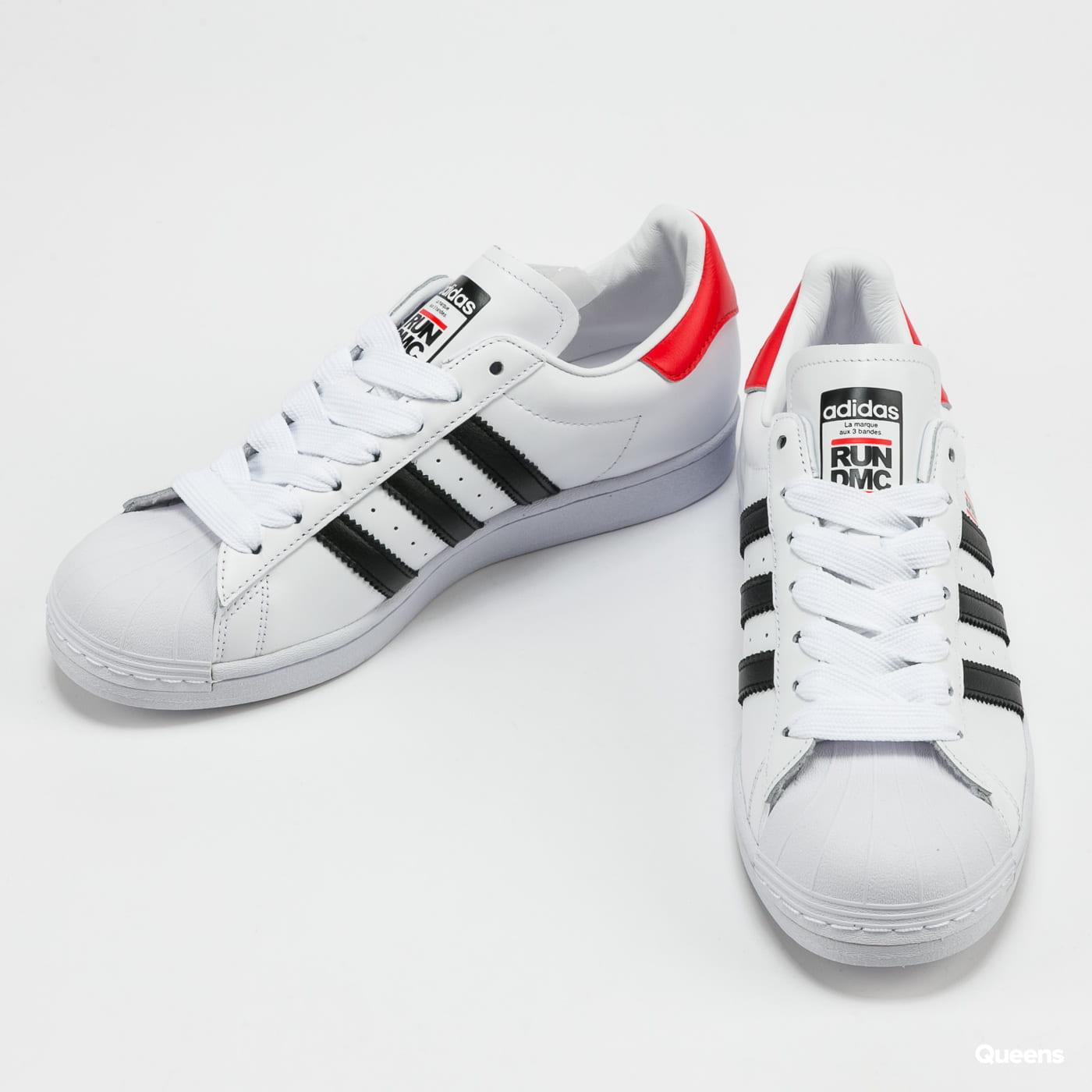adidas Originals Superstar 50 Run DMC ftwwht / cblack / hirere