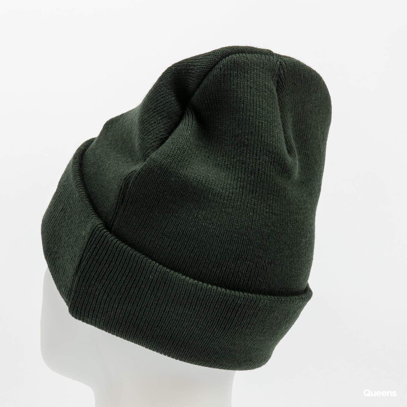 Alife Collegiate Beanie tmavě zelený