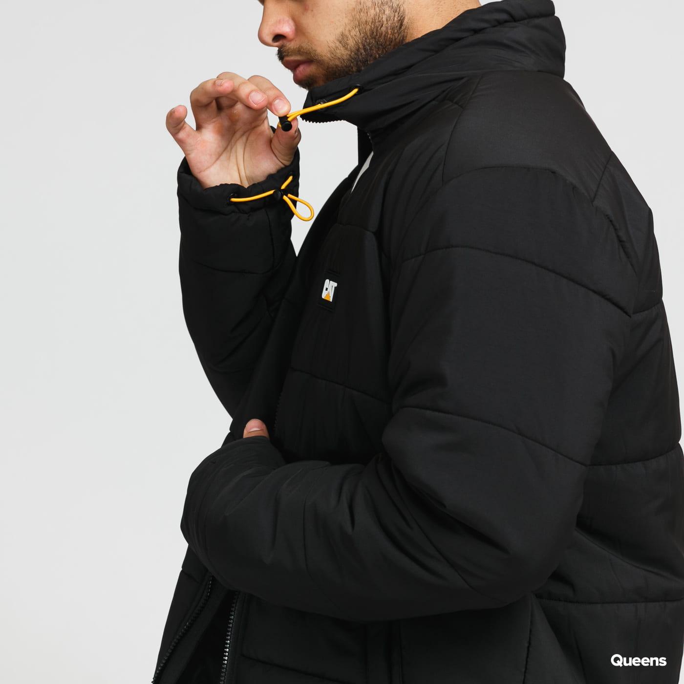 CATERPILLAR Basic Puffy Jacket black