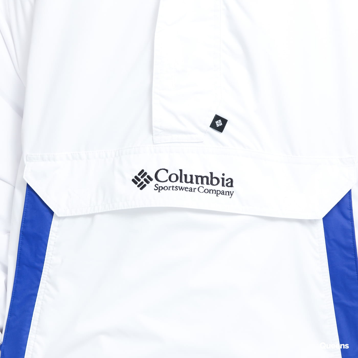 Columbia Challenger Pullover bílá / modrá