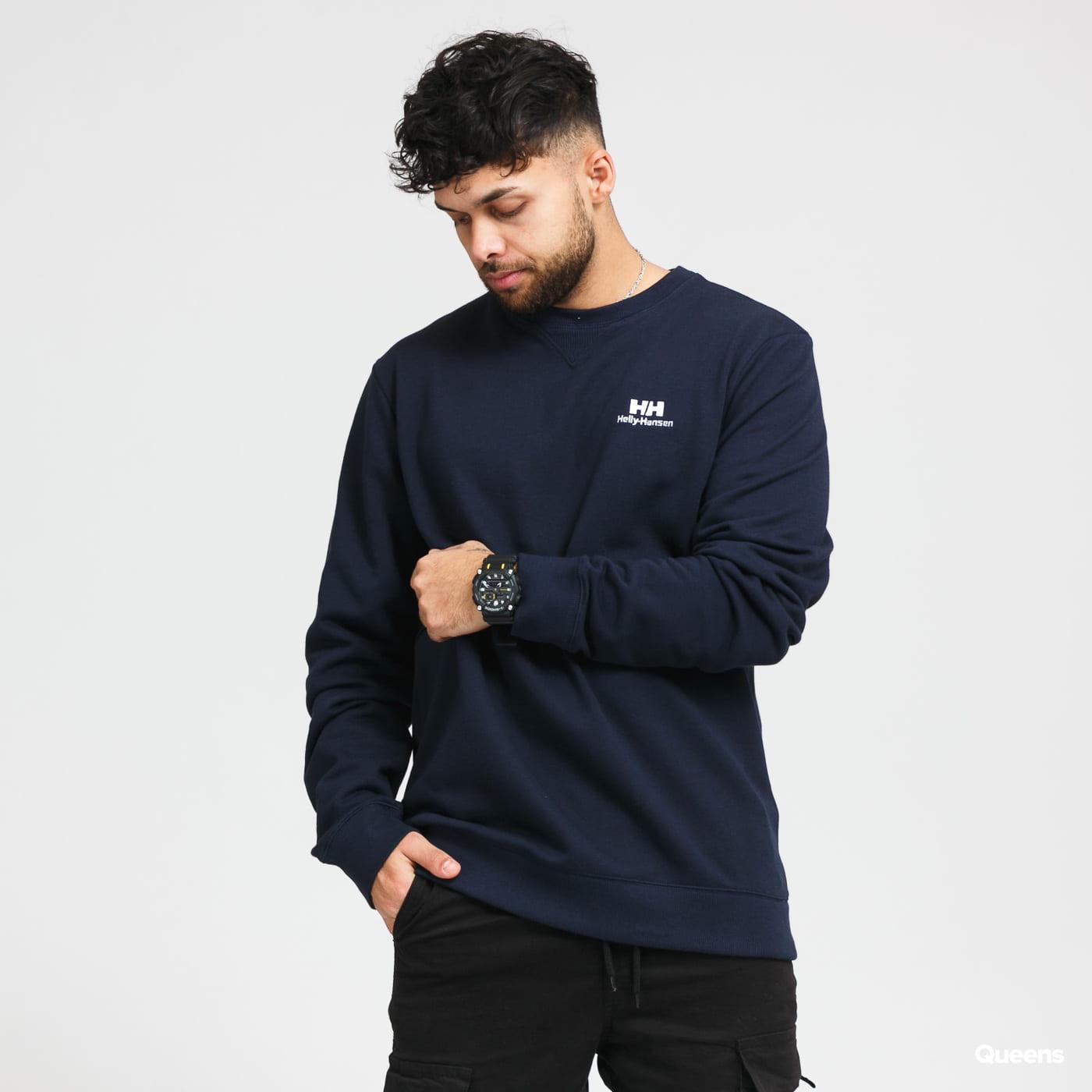 Helly Hansen YU Crew Sweater navy